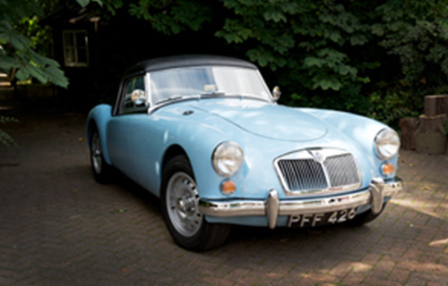UK Gear Box Conversions for Classic MG & Triumph Cars